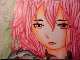 Yuzuriha Inori by Kazemye