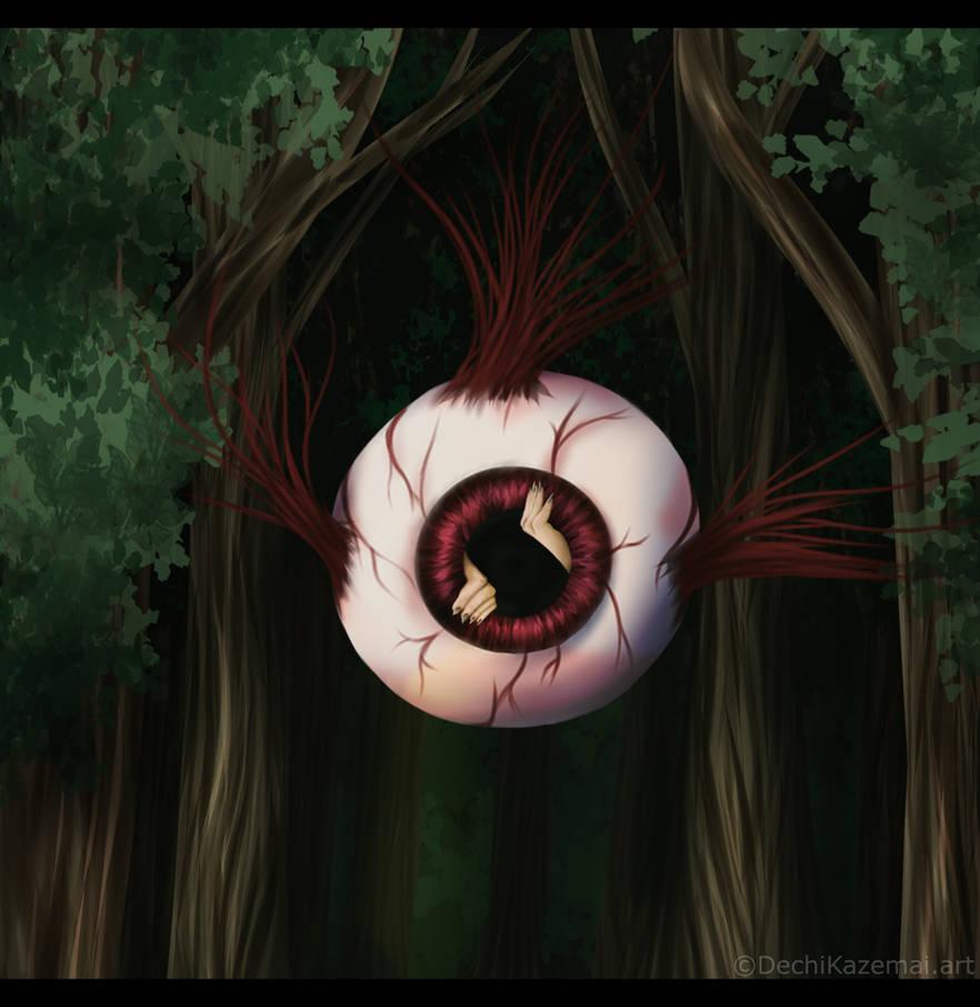 Mr. Eye by Kazemye