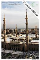 Ramadan Mubarak by bx