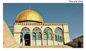 Dome of the Rock 2 by bx