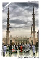 Beautiful Madinah by bx