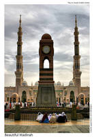 Beautiful Madinah 3 by bx