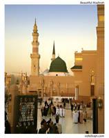 Beautiful Madinah 4 by bx