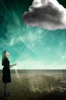 bringing the desiderated rain