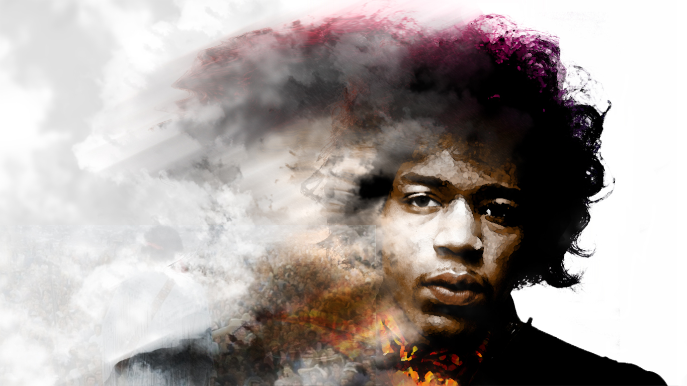 jimi hendrix wallpaper 10 - photo #13