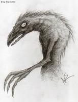 Dark Creature by nirryc