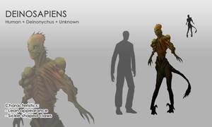 Ex-Instinct - Deinosapiens by nirryc