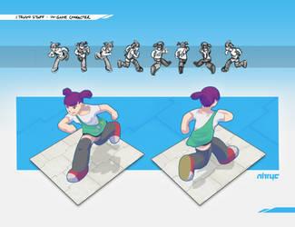 I Tek-Yo Stuff - In-game Character by nirryc