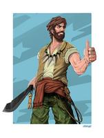 Adventurer Character