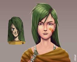 DrawThisAgain - Damage-Girl