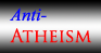 Anti-atheism stamp by WarriorofHeaven