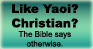 Christians who Like Yaoi by WarriorofHeaven