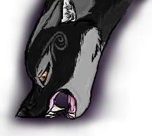 Elizabeth's Snarl by Wolfy-Artist