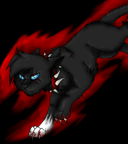 Warrior Cats Kit To Leader Bloodclan: Dawn Of The Clans {{Warrior Cats RP