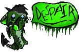 DESPAAAAIR by Wolfy-Artist