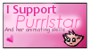 -Support Purrlstar- by Wolfy-Artist