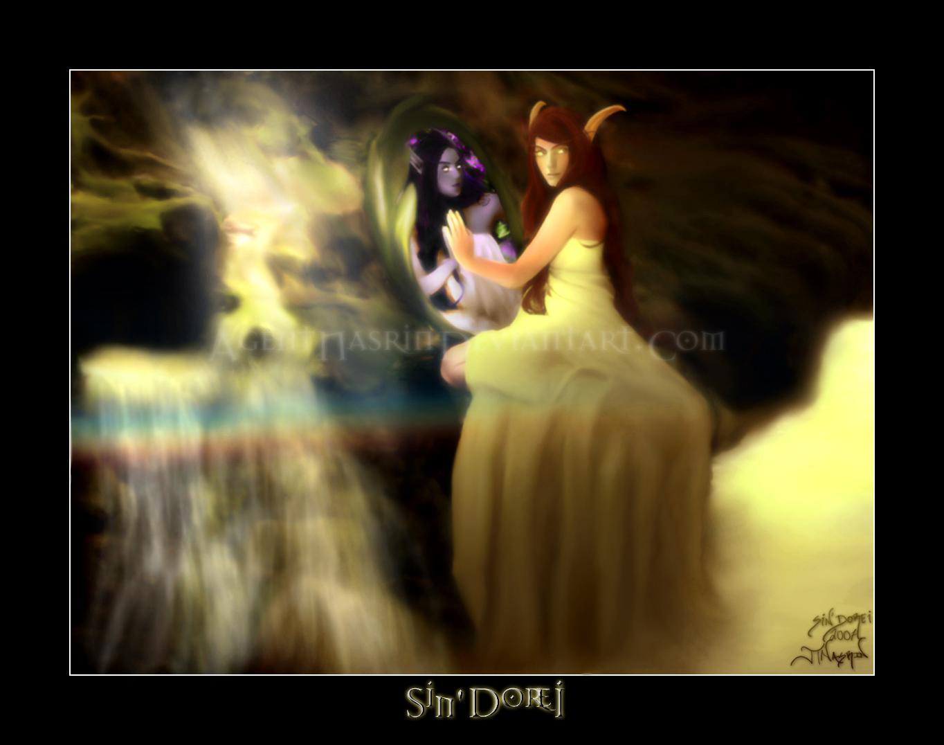 Sin'Dorei by AgentNasrin