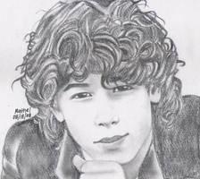 Nick Jonas by mathel