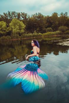 Mermaid booty