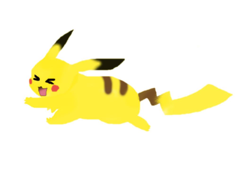 pikachu Funny pokemon