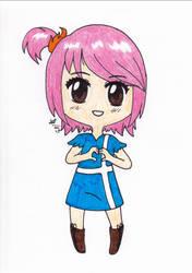 Fairy Tail - NaLu Child ~Luna~ by Saja-san