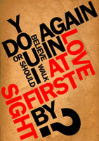 Typography... by DatBoiFuri