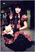 Lolita: Teddy Bear by dolldelight