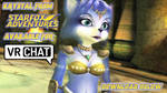 Krystal Avatar for VRChat-[Download available] by KingJion