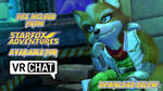 Fox McCloud Avatar for VRChat-[Download available] by KingJion