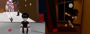3D Fursona in VR Chat by KingJion