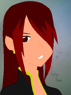 Found My very first MS Paint coloring by XemieTheHopeless