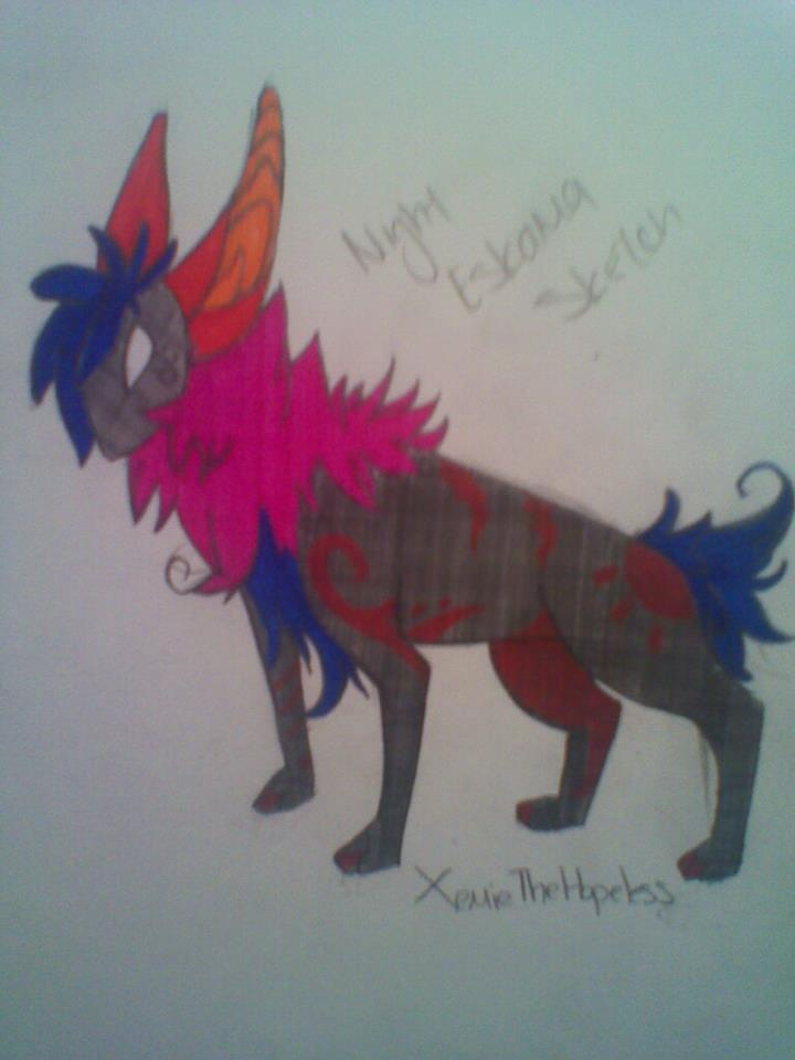 I GOT THE COLORS! :crappy quality: by XemieTheHopeless