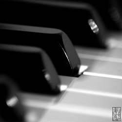 She plays piano by Moyrah
