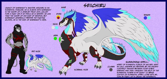 Seiichiruu Character Sheet 2018