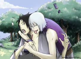 Sasuke.Suigetsu wtf XD
