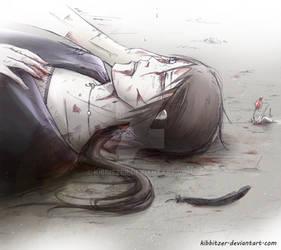 Itachi's death....