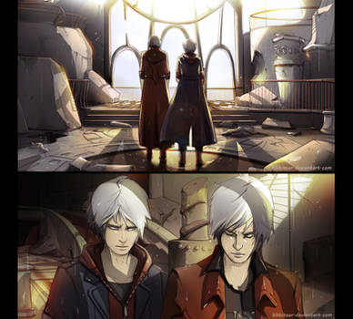 Dante and Nero: where Vergil is dead