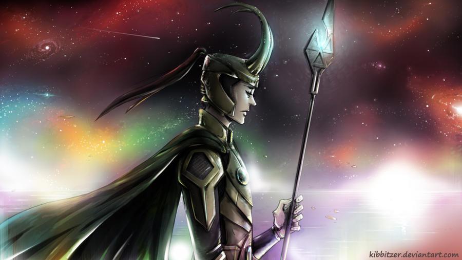 Loki - Bifrost by Kibbitzer