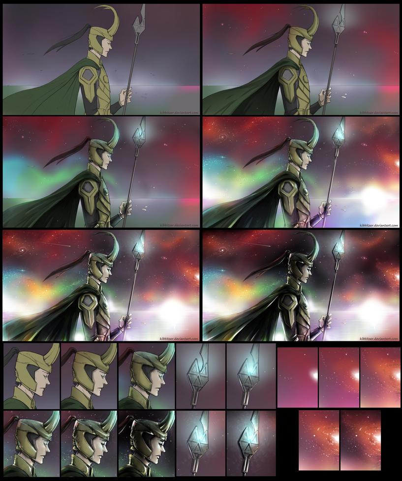 WIP Loki - Bifrost by Kibbitzer