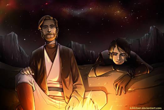 Obi wan - Anakin