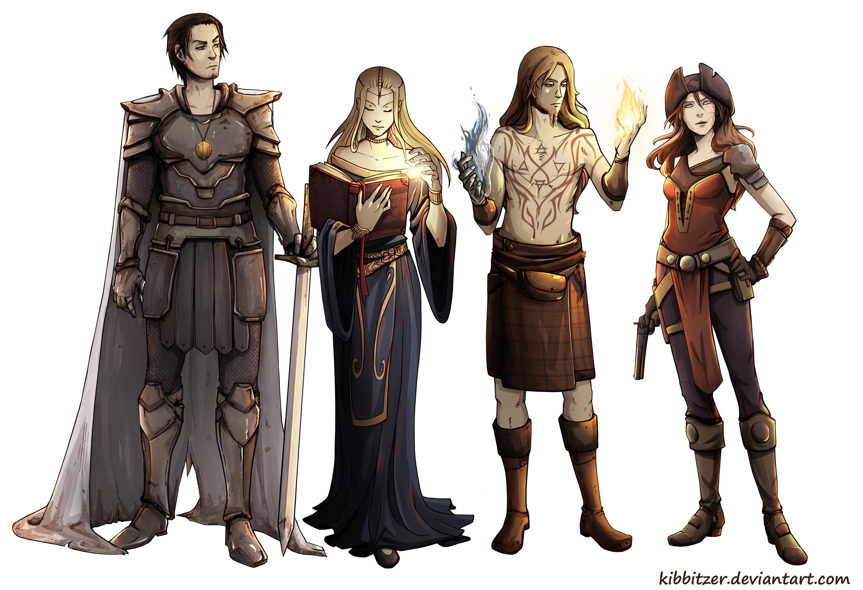 The guild by Kibbitzer