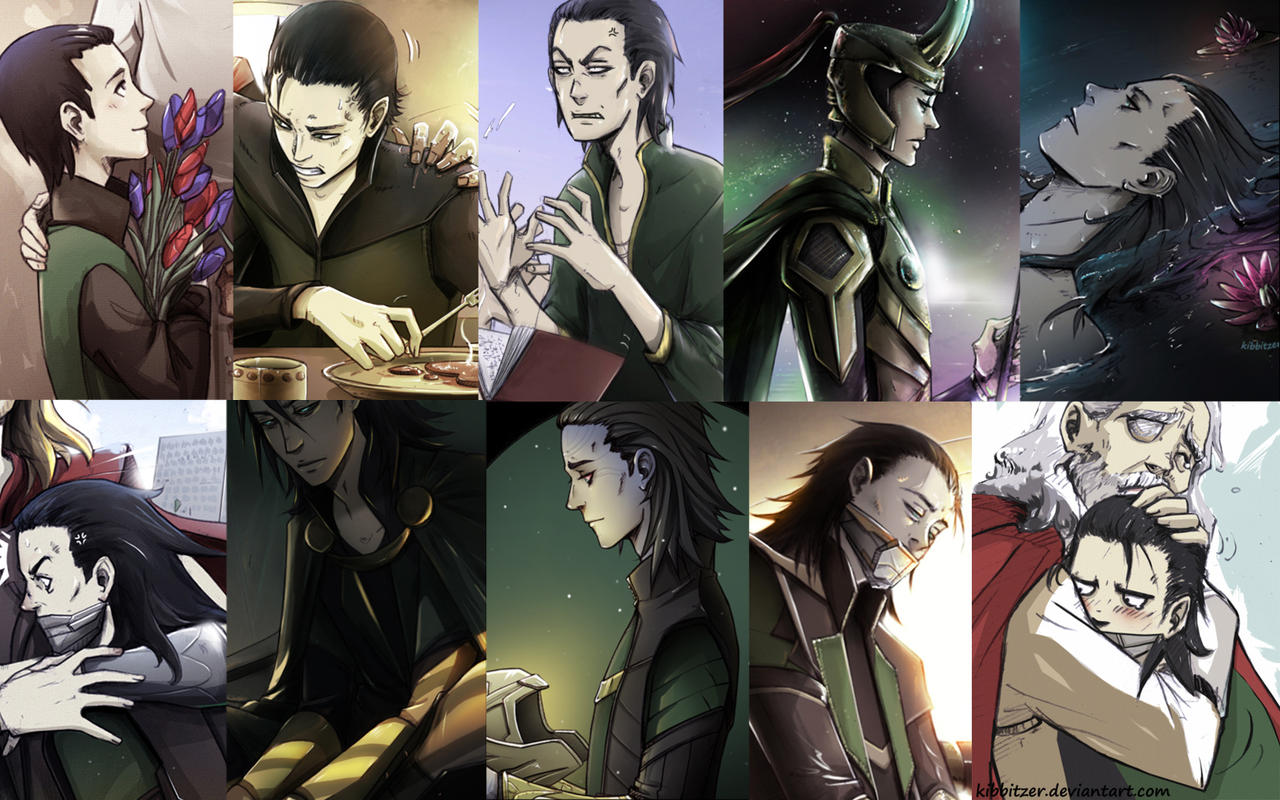 Loki collection by Kibbitzer on DeviantArt
