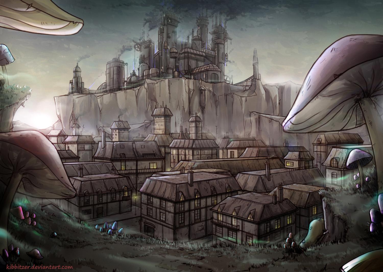 toxic fog by Kibbitzer