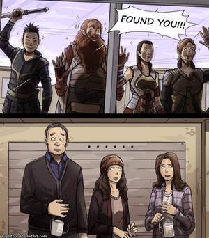 Thor: FOUND YOU!!!