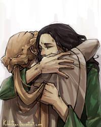 Thor 2: Loki and Frigga
