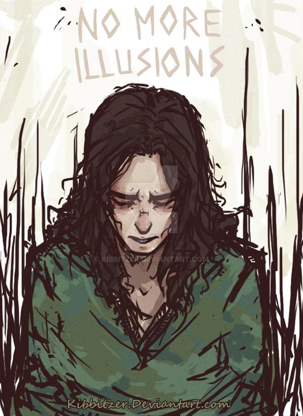 NO MORE ILLUSIONS by Kibbitzer