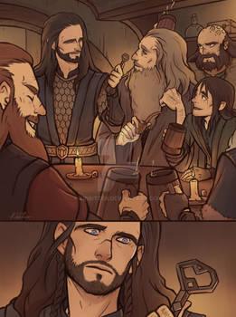 The Hobbit: Key of Erebor