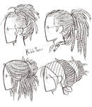 Dreadlocks Reference Sheet