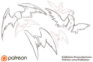 Wings Reference Sheet