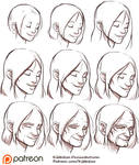Aging Reference sheet 2